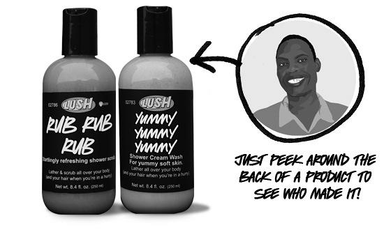 Lush Brand Story