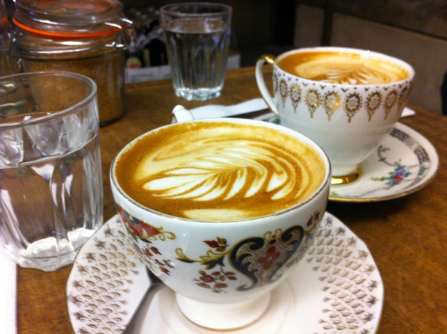 Flat White from Foxcroft and Ginger