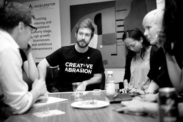 Klaus Bravenboer at Converge+UK
