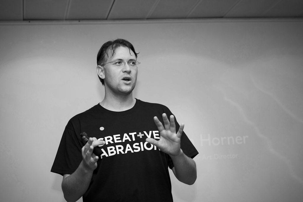 Peter Thomson at Converge+UK