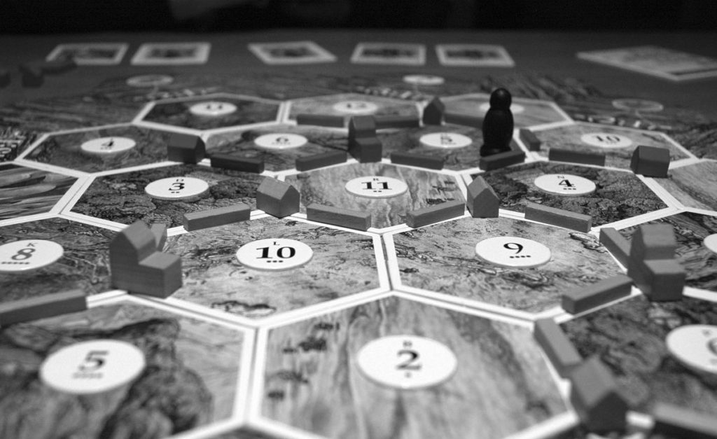 Settlers of Catan Strategy