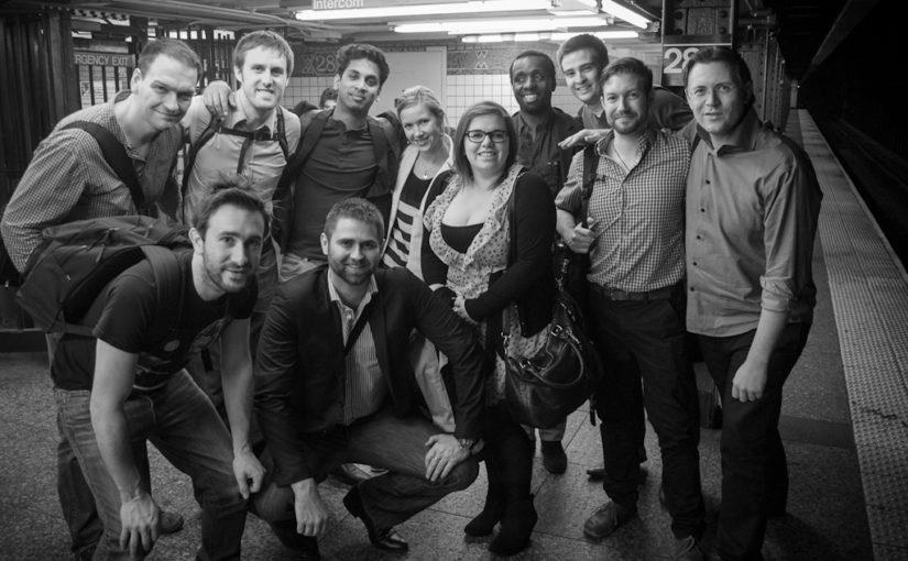 UK startup tour of New York