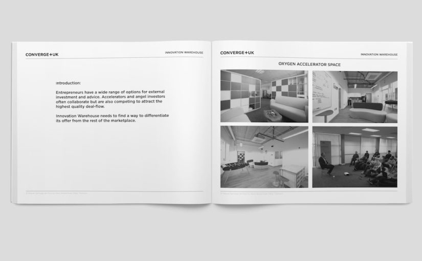 Innovation Warehouse 5: Design Research