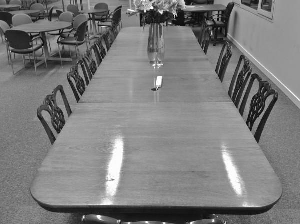 Innovation Warehouse Boardroom Table