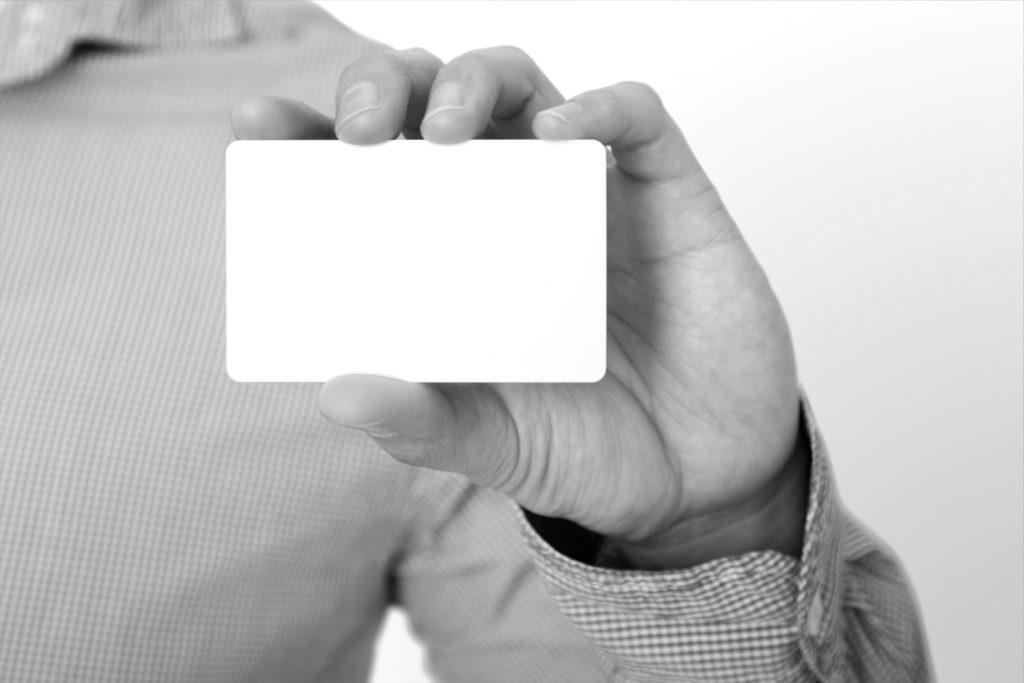 Context LiveSurface Business Card