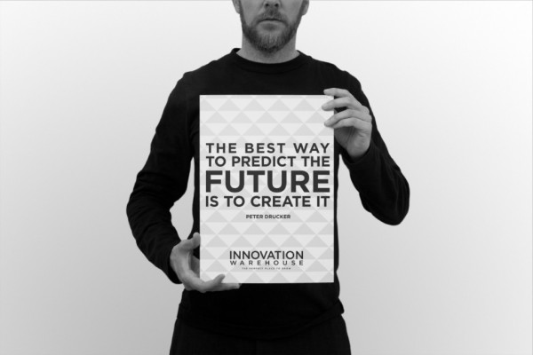 Peter Drucker Quote The best way to predict the future