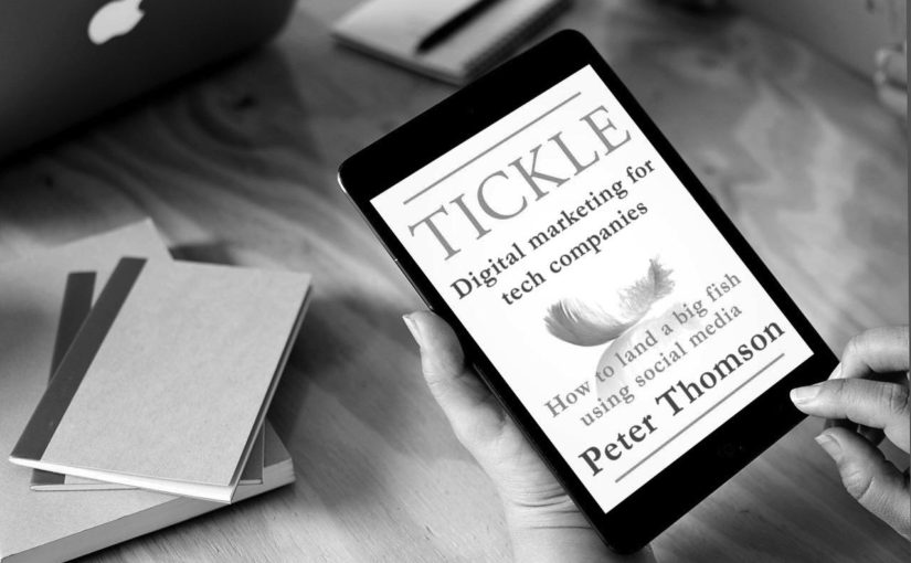 Give your customer a tickle