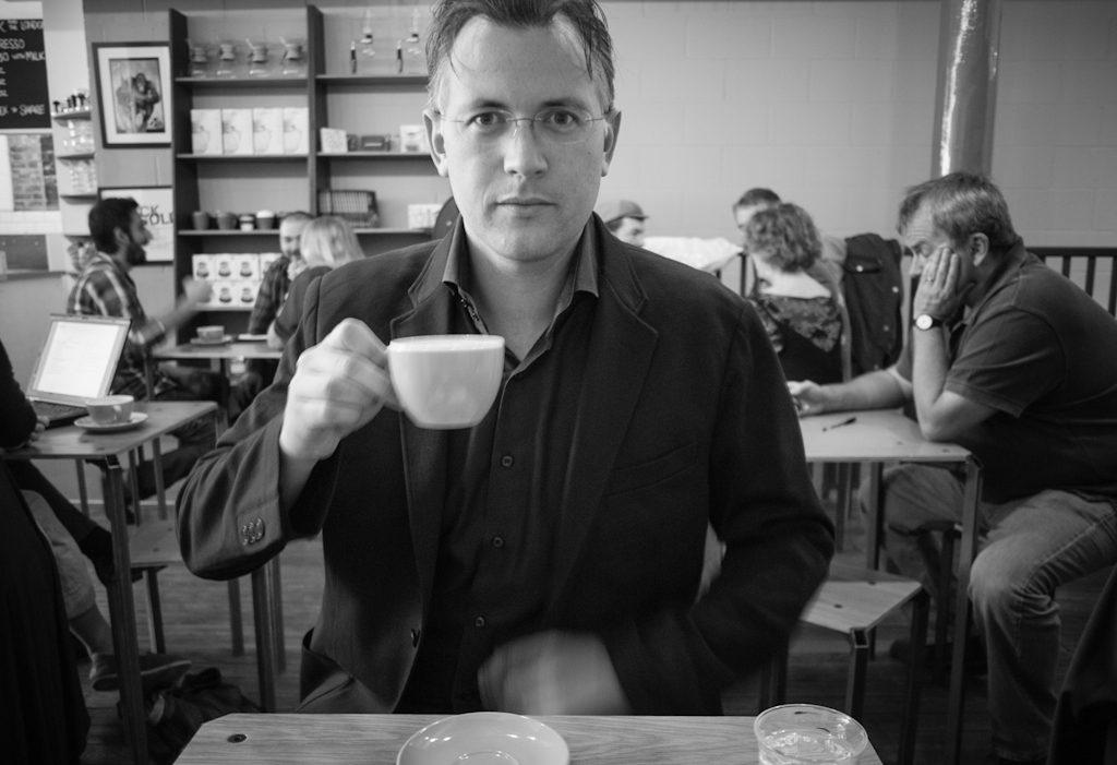 Peter Thomson 50 coffees