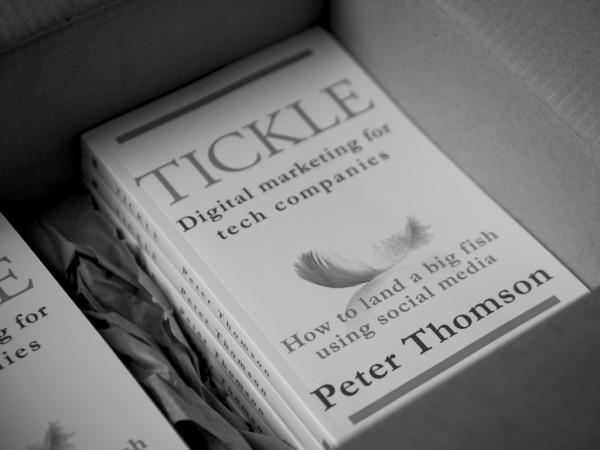 Tickle social media