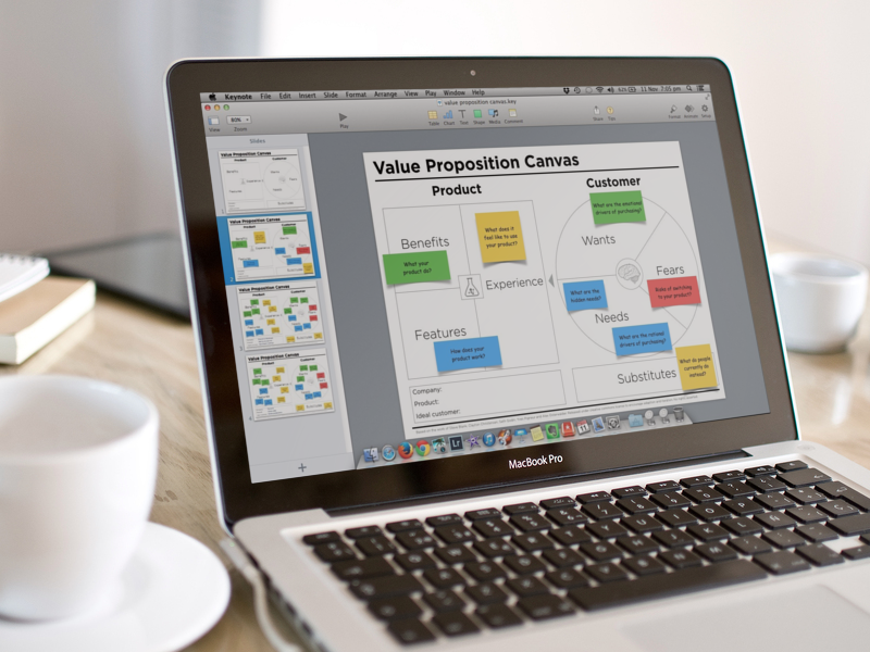 Download Value Proposition Canvas