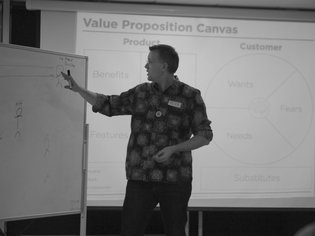 Value Proposition Canvas Hackathon