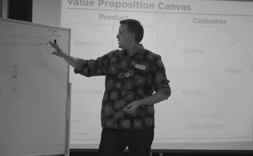 Value Proposition Canvas Hackathon