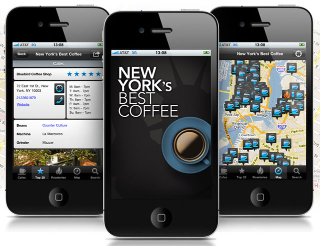 Seedrs Coffee App