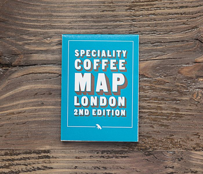 London Coffee Maps