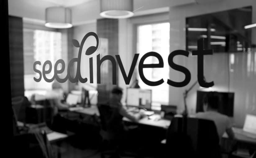 Venture Capital SeedInvest WeWork