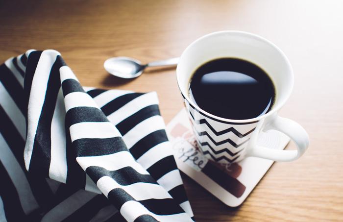 Stale coffee