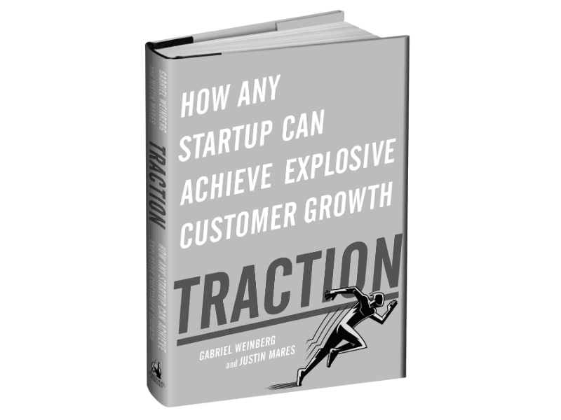 Traction Book Second Edition