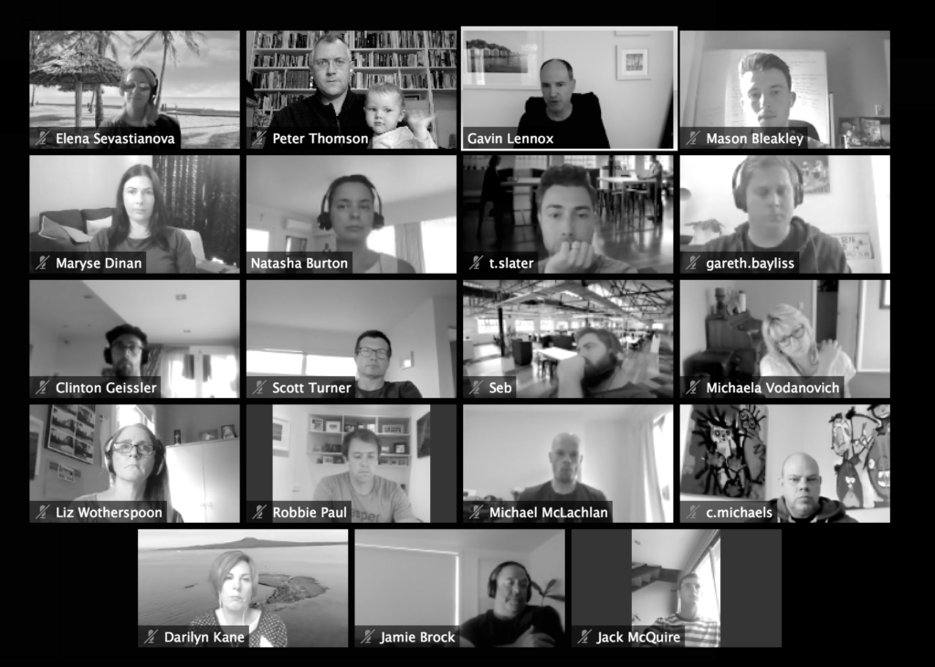 Advanced Video Conferencing for Remote Work